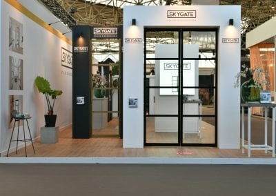 Skygate stand VT Wonen Beurs 2019